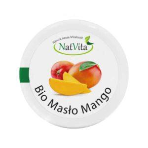 Masło z mango bio