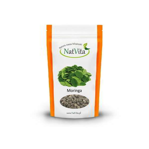moringa olejodajna nasiona - opakowanie