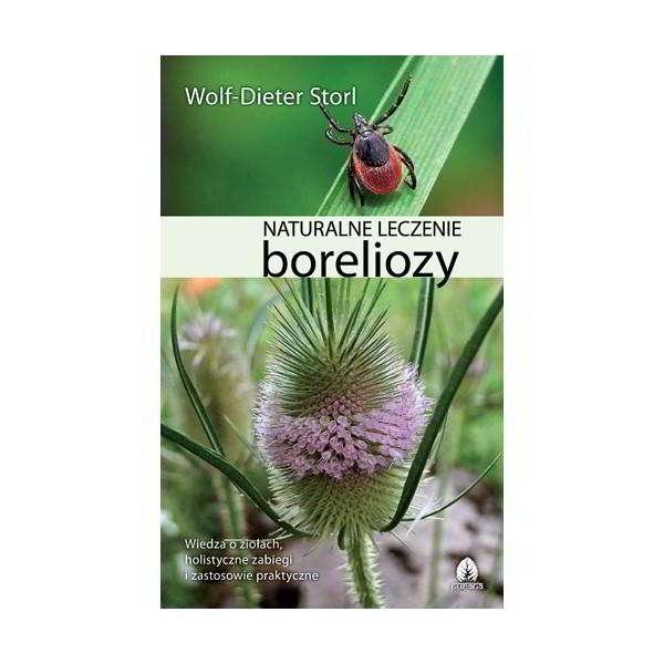 naturalne leczenie boreliozy - książka