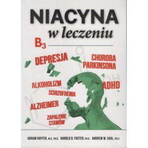 niacyna w leczeniu - książka