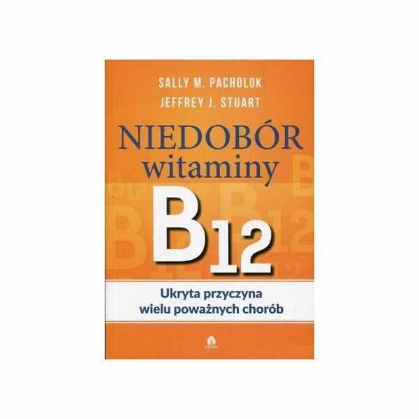 niedobor witaminy b12 - książka