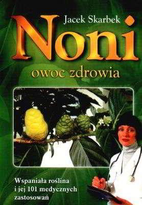 noni owoc zdrowia - książka