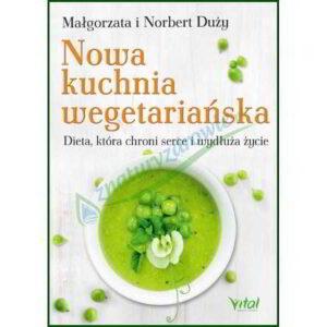 nowa kuchnia wegetarianska - książka