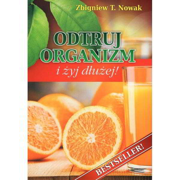 odtruj organizm i zyj dluzej - książka