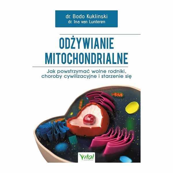 odżywianie mitochondrialne - książka