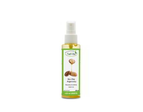 Olej arganowy - pojemnik