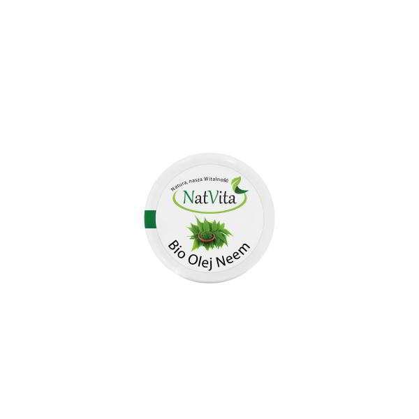 olej neem bio - opakowanie