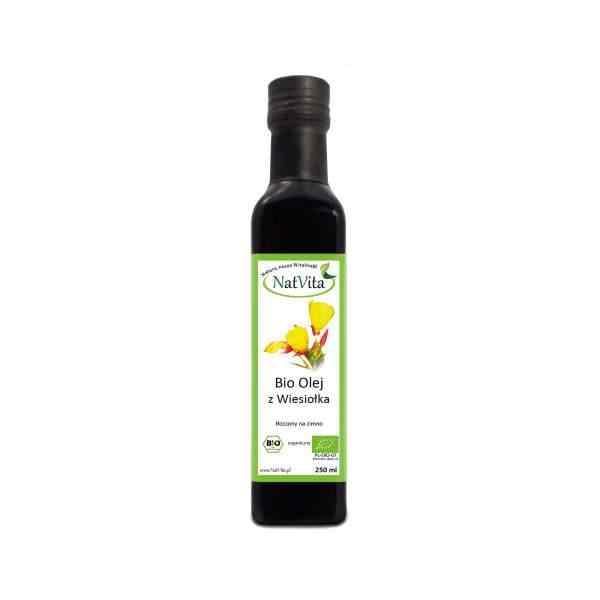 olej z wiesiołka bio