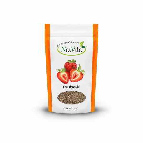 opakowanie pestek truskawek