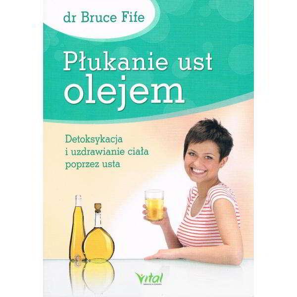 plukanie ust olejem - książka