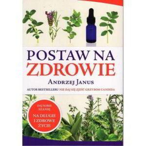 postaw na zdrowie - książka