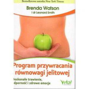 program przywracania rownowagi jelitowej - książka