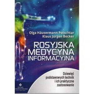 rosyjska medycyna informacyjna - książka