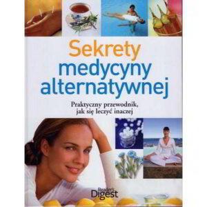 sekrety medycyny alternatywnej - książka