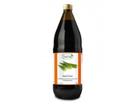 sok aloe ferox w butelce