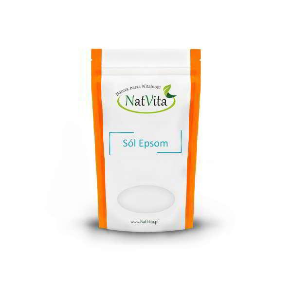 sol epsom gorzka - opakowanie