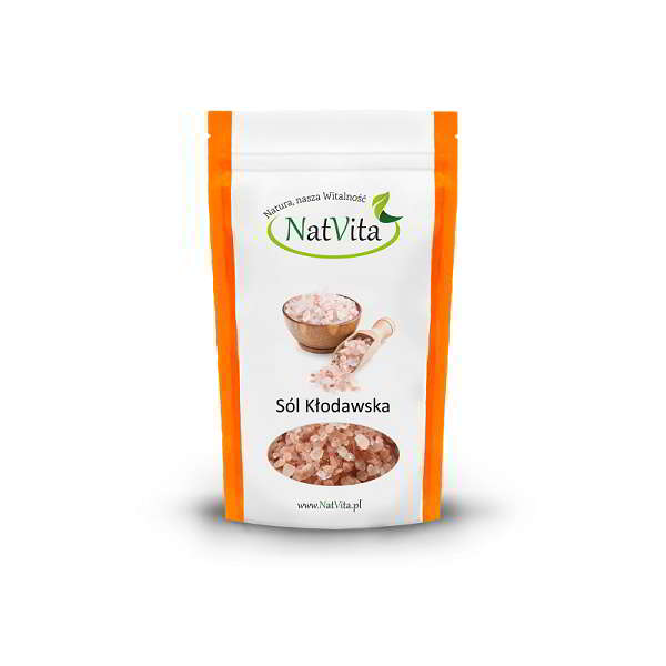 sol klodawska - opakowanie