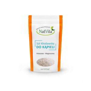 sól kłodawska przeznaczona do kąpieli - potasowo magnezowa