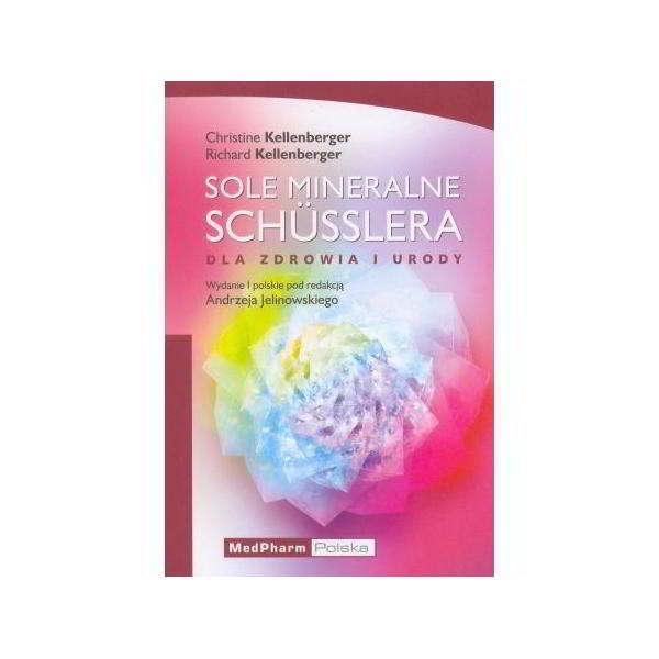 sole mineralne schusslera - książka