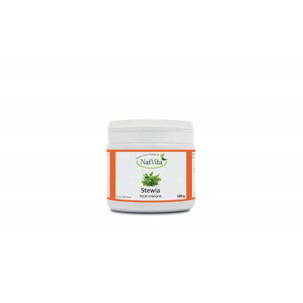 Stevia - liście mielone