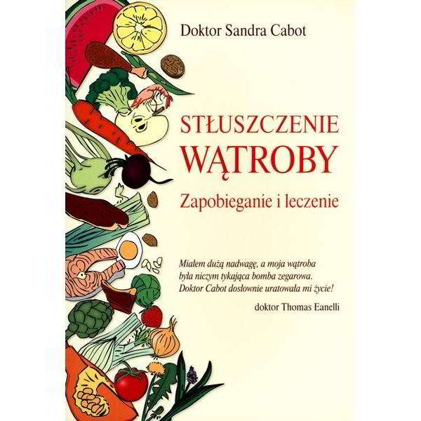 stluszczenie watroby zapobieganie i leczenie - książka