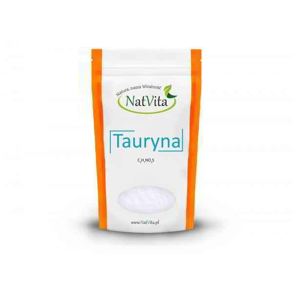 tauryna - opakowanie