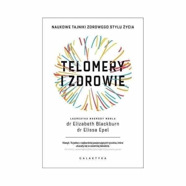 telomery i zdrowie - książka