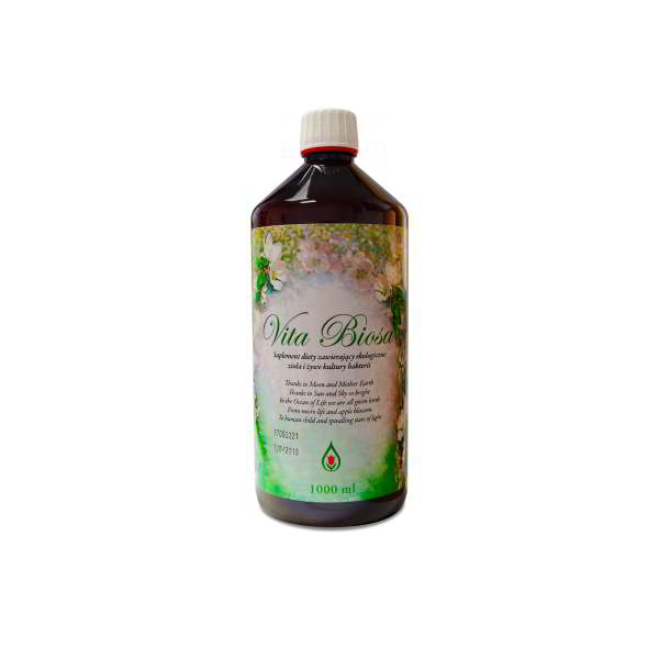 vita biosa bio - butelka