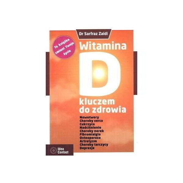 witamina d kluczem do zdrowia - książka