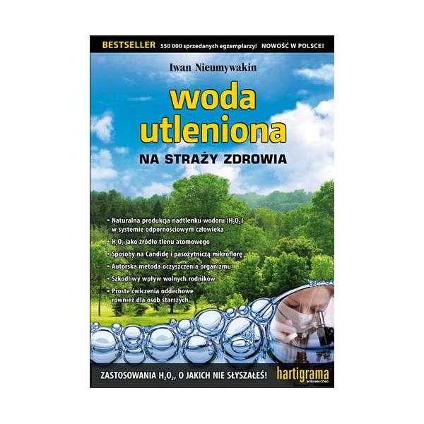 woda utleniona na strazy zdrowia - książka