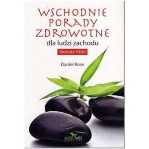 wschodnie porady zdrowotne - książka