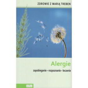 zdrowie z maria treben alergie - książka