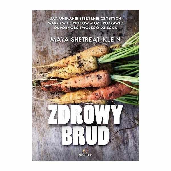 zdrowy brud - książka