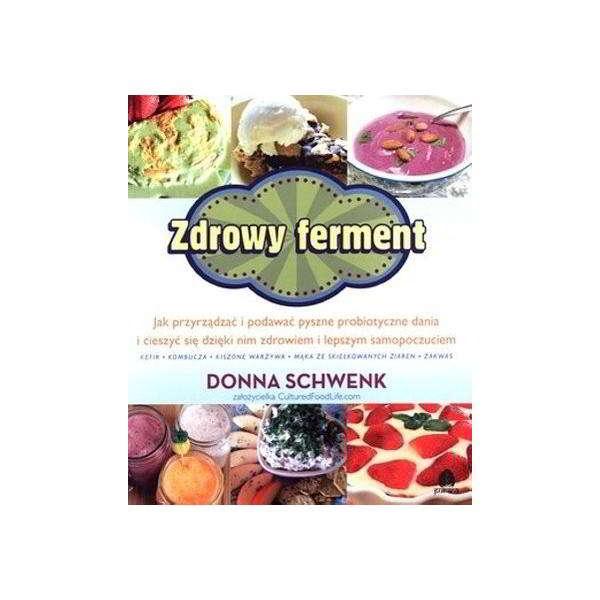 zdrowy ferment - książka