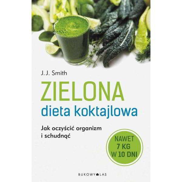 zielona dieta koktajlowa - książka